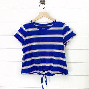 100% Cotton American Eagle Blue t-shirt